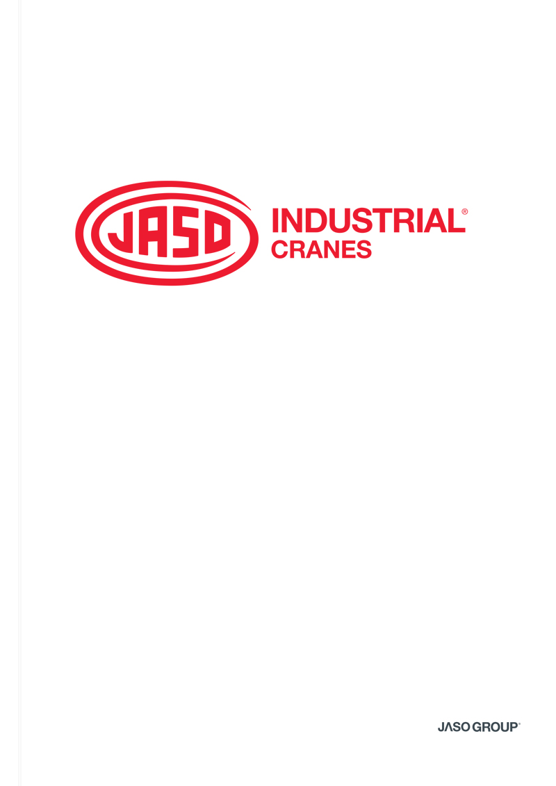 Download JASO Industrial Cranes catalog