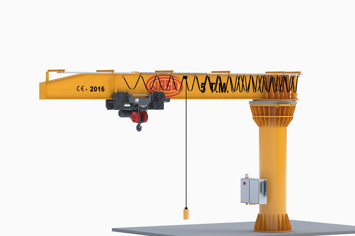Jib Cranes Images : Jib cranes jaso industrial