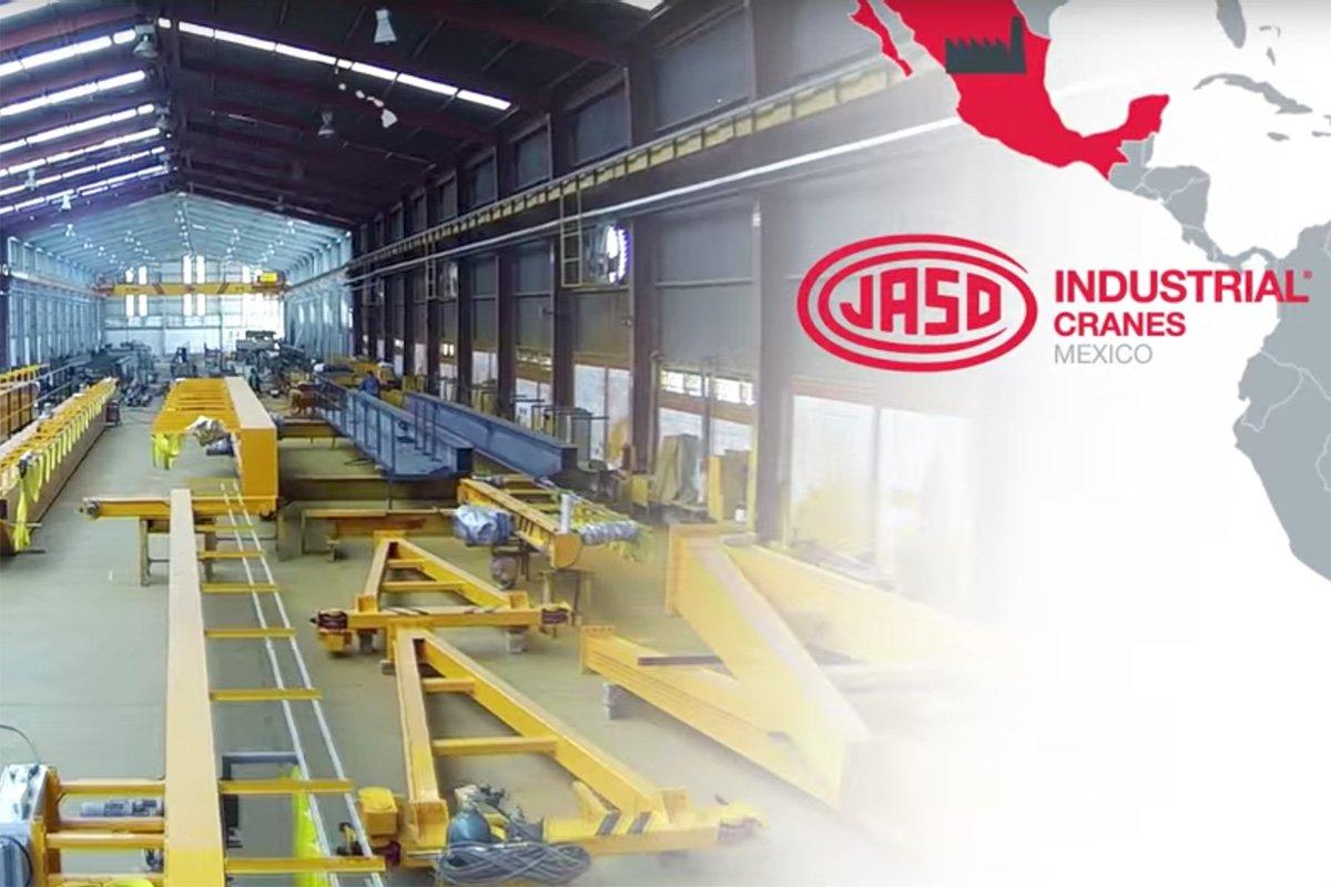 Bascomex - JASO Industrial Cranes