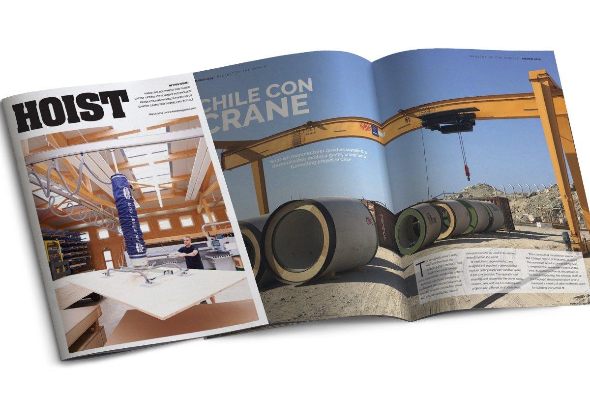 Revista Hoist Magazine