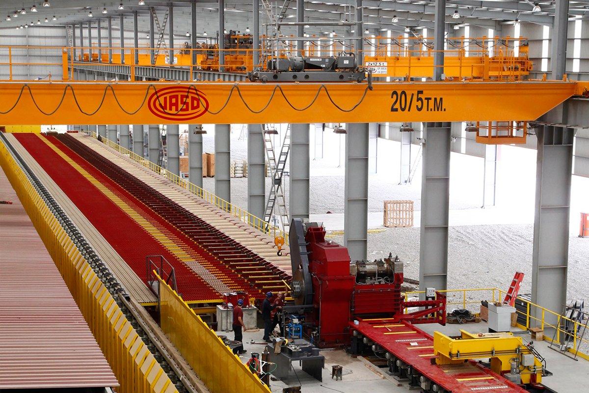 JASO - planta siderúrgica